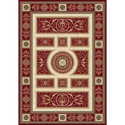 Home Dynamix Regency 9 x 12 Red 8307 8307-200