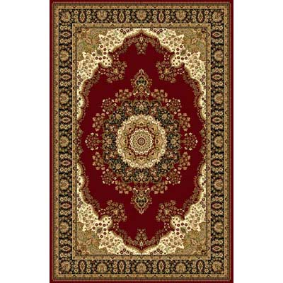 Home Dynamix Regency 9 x 12 Red 8329 8329-200