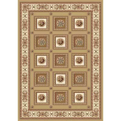 Home Dynamix Regency 3 x 8 runner Gold 8339 8339-151