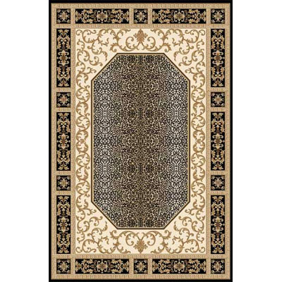 Home Dynamix Regency 3 x 8 runner Black 8523 8523-450