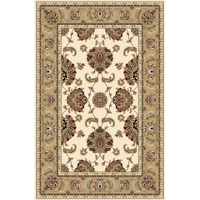 Home Dynamix Regency 2 Runner Ivory 8404B 8404B-100