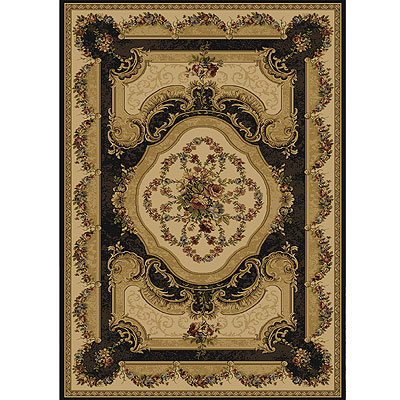 Home Dynamix Royal Treasures 5 x 8 Black 2403 2403-450