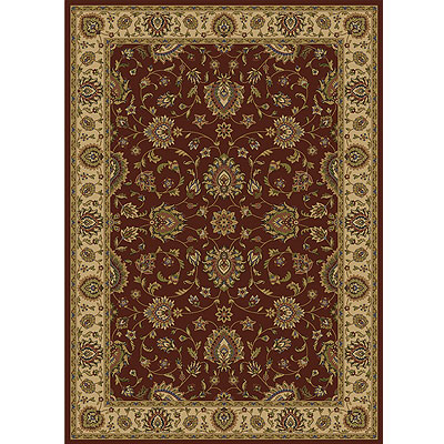 Home Dynamix Royal Treasures 5 x 8 Red 2412-200