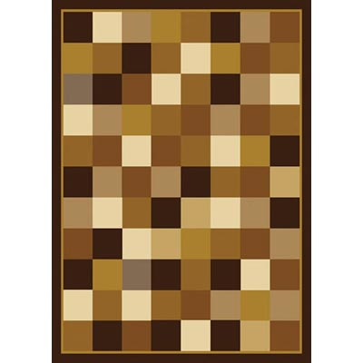 Home Dynamix Royalty 5 x 7 Brown 41018