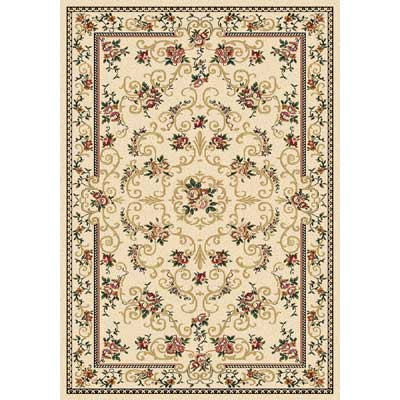 Home Dynamix Royalty 2 x 7 runner Ivory 8038 8038-100
