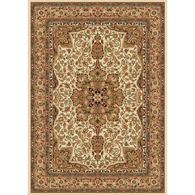Home Dynamix Royalty 5 x 7 Ivory 8083