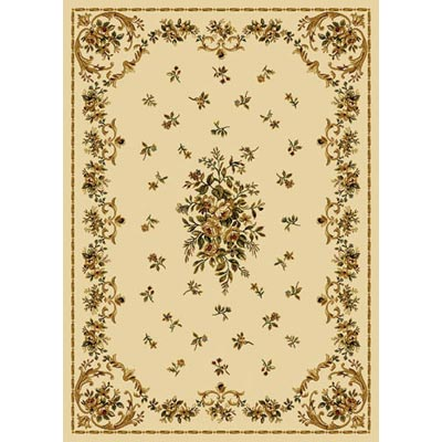 Home Dynamix Royalty 5 x 7 Ivory 8102