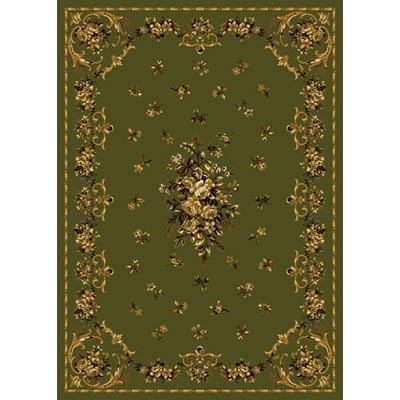 Home Dynamix Royalty 5 x 7 Olive 8102