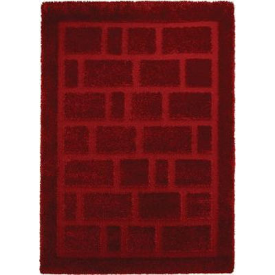 Home Dynamix Structure 8 x 10 Red 17001