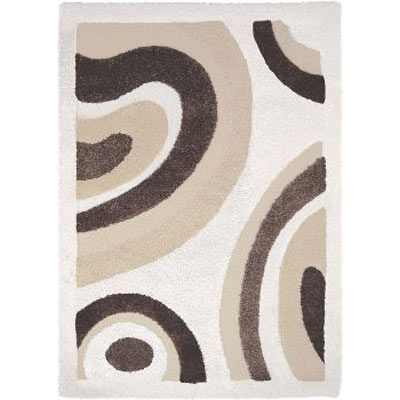 Home Dynamix Structure 8 x 10 Ivory/Brown 17005
