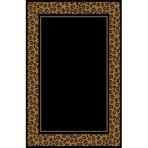 Home Dynamix Zone 8 x 11 Ebony 7193 7193-502
