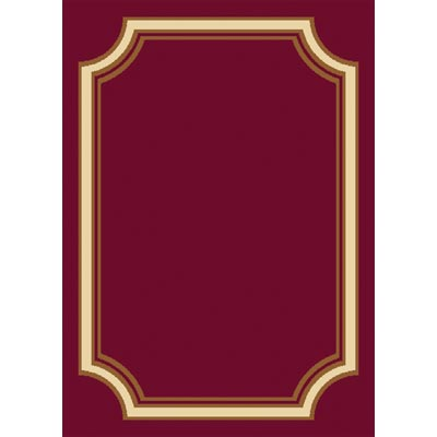 Home Dynamix Zone 8 x 11 Burgundy 7540 7540