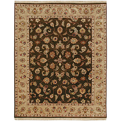 Jaipur Rugs Inc. Atlantis 6 x 9 Bhoomi Cocoa Brown/Sand