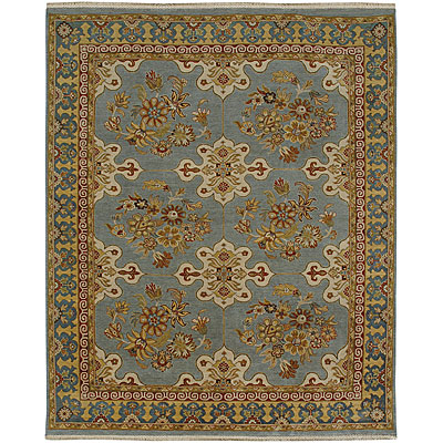 Jaipur Rugs Inc. Atlantis 6 x 9 Hawthorne Slate Blue Medium BT59107148
