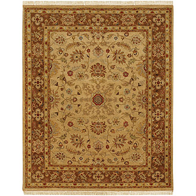 Jaipur Rugs Inc. Atlantis 4 x 6 Samode Peach Nutmeg BT53156128