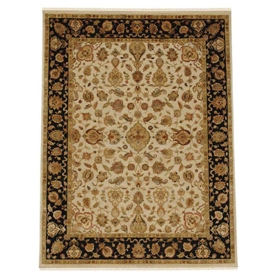 Jaipur Rugs Inc. Aurora 8 x 10 Edonia Medium Ivory/Ebony