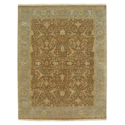 Jaipur Rugs Inc. Biscayne 6 x 9 Harlow Brown Sugar/Silver Gray BS14