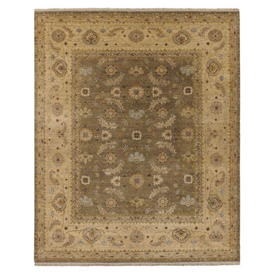 Jaipur Rugs Inc. Biscayne 9 x 12 Lyon Gray Brown/Sand BS15