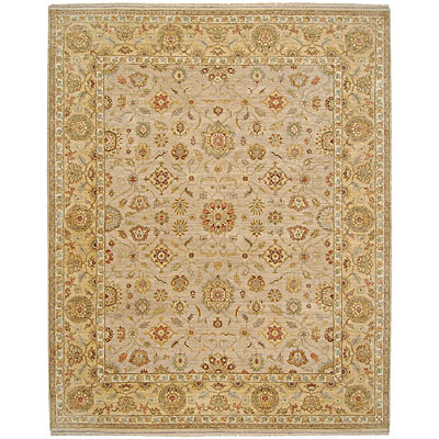 Jaipur Rugs Inc. Biscayne 8 x 10 Riverton Dark Ivory/Soft Gold BS05