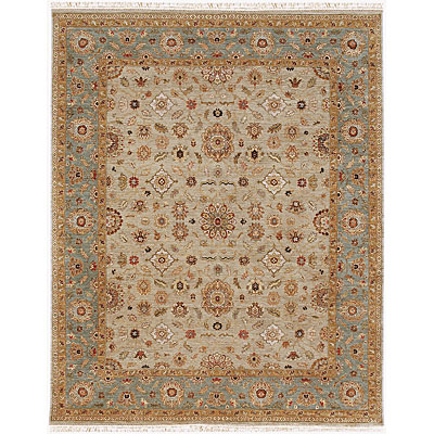 Jaipur Rugs Inc. Biscayne 8 x 10 Riverton Lead Gray Blue SPR1213909