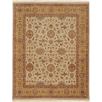Jaipur Rugs Inc. Biscayne 6 x 9 Sheryn Light Gold/Medium Gold BS08