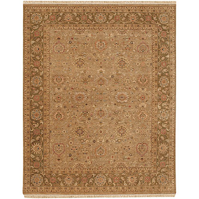 Jaipur Rugs Inc. Biscayne 8 x 10 Tessa Tan/Walnut BS12