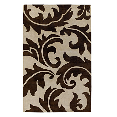 Jaipur Rugs Inc. Blue 4 x 6 Aloha Antique White/Java BL07