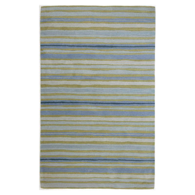 Jaipur Rugs Inc. Coastal Living Hand-Tufted 4 x 6 Sawgrass Pastel Blue/Pastel Blue