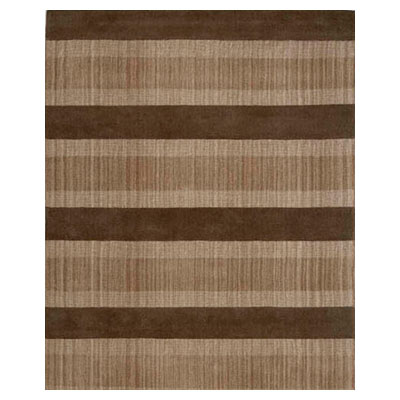 Jaipur Rugs Inc. Coastal Living Hand-Tufted 8 x 11 The Right Track Brown/Beige CH12