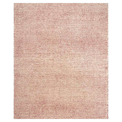 Jaipur Rugs Inc. Coastal Living Hand-Tufted 8 x 11 In Stitches White Ice/Red CH13
