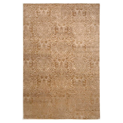Jaipur Rugs Inc. Earth 5 x 8 Pomegranate Dark Sand/Dark Sand ER09