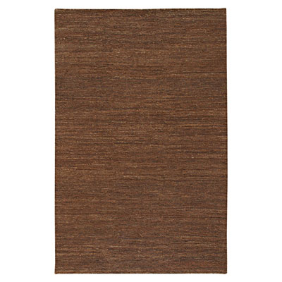 Jaipur Rugs Inc. Hula 4 x 6 Hula 01 Cocoa Brown/Cocoa Brown HU03