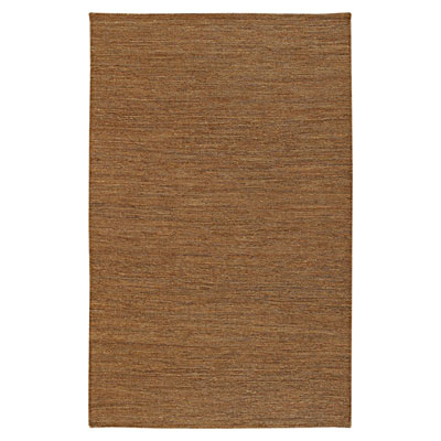 Jaipur Rugs Inc. Hula 5 x 8 Hula01 Ginger Brown/Ginger Brown