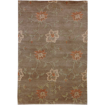 Jaipur Rugs Inc. J2 6 x 9 Frangi Gray Brown/Gray Brown AAA19984984
