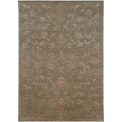 Jaipur Rugs Inc. J2 6 x 9 Lhasa Gray Brown/Gray Brown AAA16984984