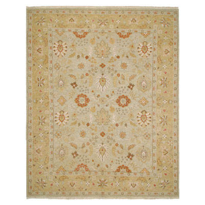 Jaipur Rugs Inc. Jaimak 8 x 10 Antioch Light Gold/Medium Gold JM01