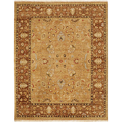 Jaipur Rugs Inc. Lassen Park 10 x 14 Merapi Tan/Wood Brown LS02