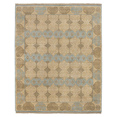 Jaipur Rugs Inc. Le Reve 6 x 9 Desire Cloud White/Cloud White RV03