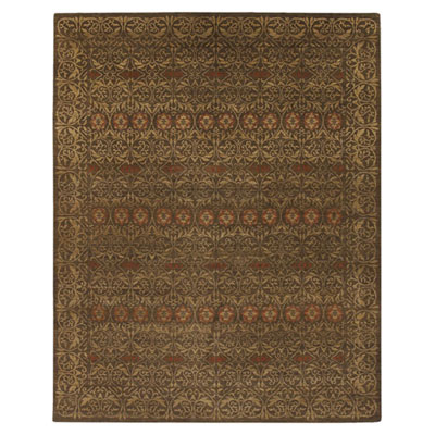 Jaipur Rugs Inc. Le Reve 6 x 9 Desire Cocoa Brown/Honey RV07