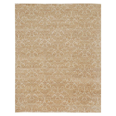Jaipur Rugs Inc. Le Reve 6 x 9 Auric Antique White/Dark Ivory RV09