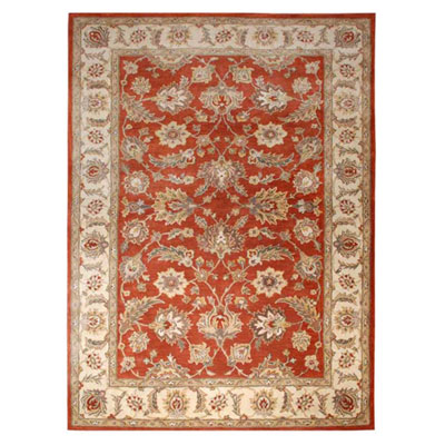 Jaipur Rugs Inc. Mythos 5 x 8 Selene Red Oxide/Sand MY04