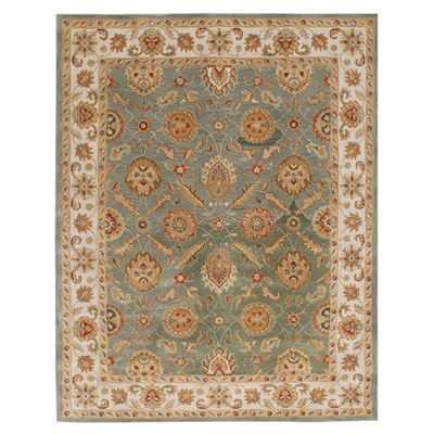 Jaipur Rugs Inc. Mythos 5 x 8 Callisto Sea Green/Light Gold MY06