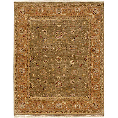 Jaipur Rugs Inc. Opus 10 x 14 Gigue Lead Gray/Caramel OP11