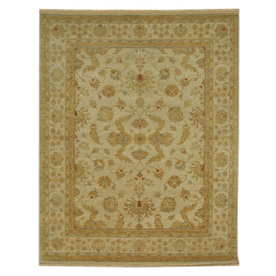 Jaipur Rugs Inc. Opus 10 x 14 Fenice Cloud White/Cloud White OP02