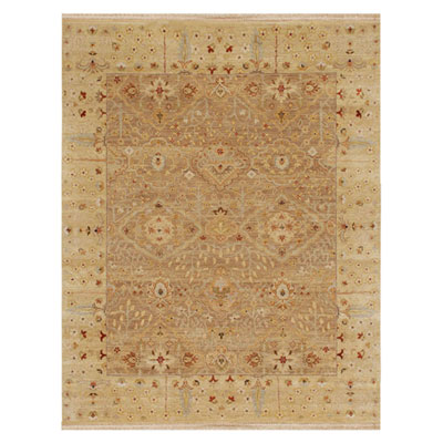 Jaipur Rugs Inc. Opus 4 x 6 Allegro Oatmeal/Soft Gold OP17