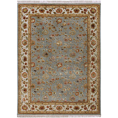 Jaipur Rugs Inc. Palatine 6 x 9 April Ice Blue/Light Gold PL01
