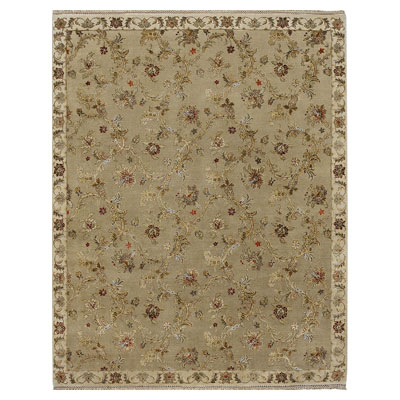 Jaipur Rugs Inc. Palatine 8 x 10 Galiana Sage Green/Light Gold PL06