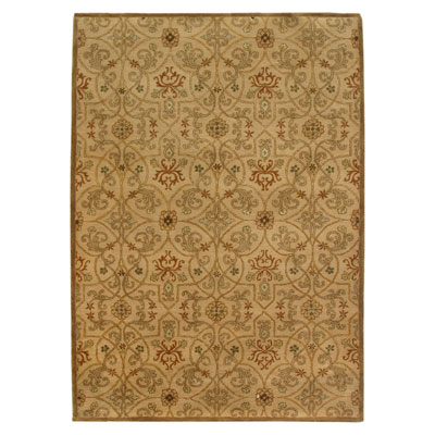 Jaipur Rugs Inc. Poeme 8 x 11 Calais Soft Gold/Soft Gold PM04