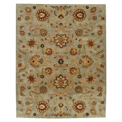Jaipur Rugs Inc. Poeme 8 x 11 Marseille Light Blue/Light Blue PM10