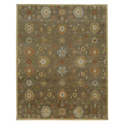 Jaipur Rugs Inc. Poeme 8 x 11 Nantes Gray Brown/Gray Brown PM14